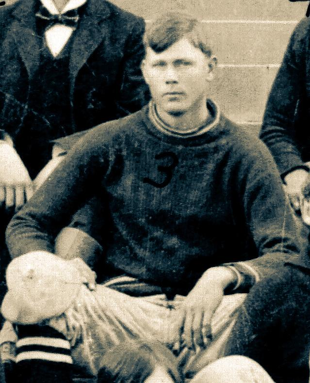 Jack Stelzreide, Tempe Normal School football player and Rough Rider