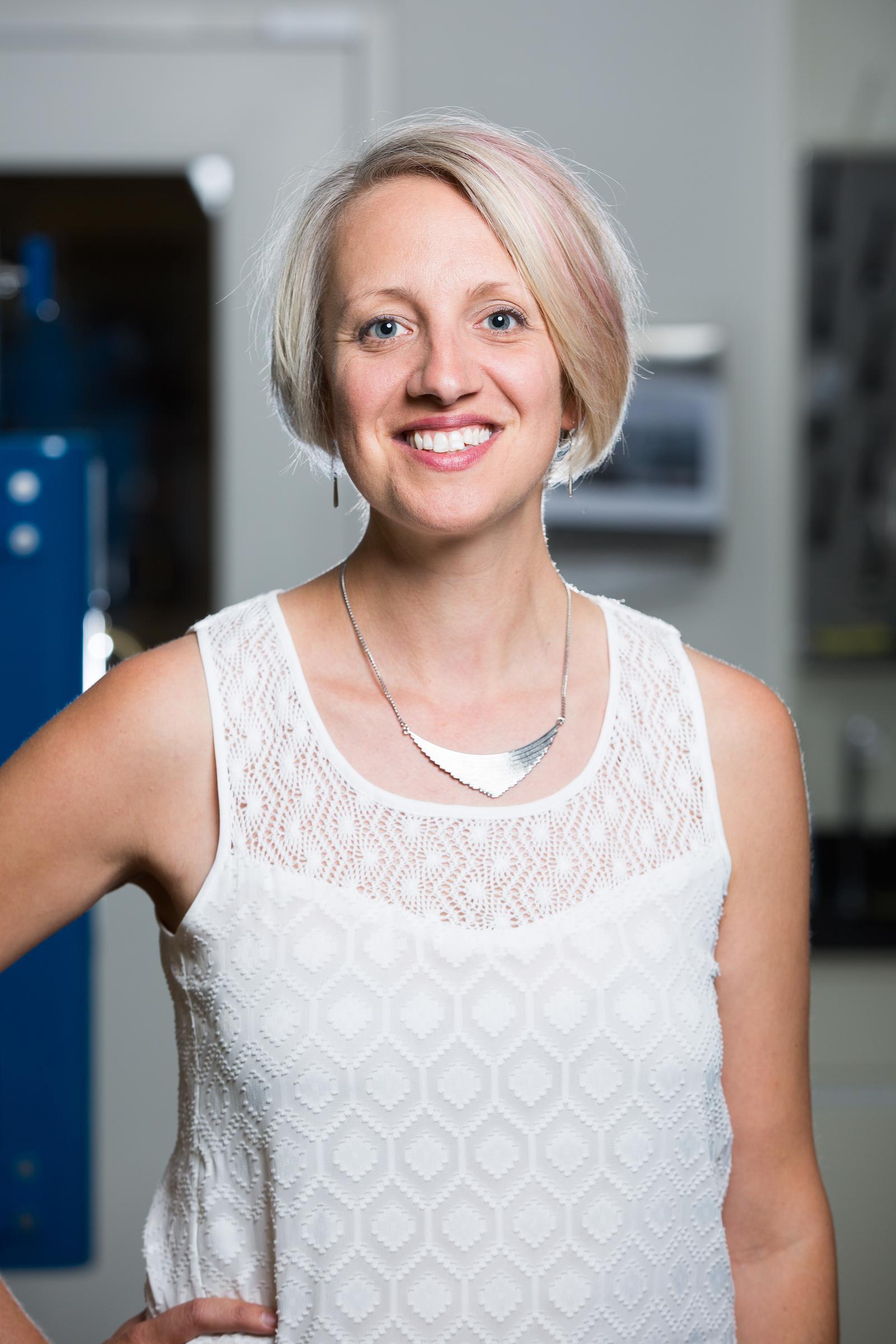 ASU scientist Christy Till