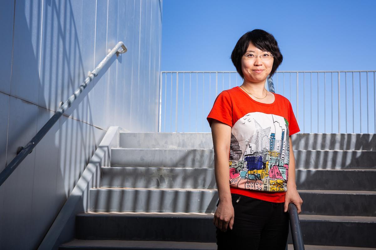 Wenwen Li ASU