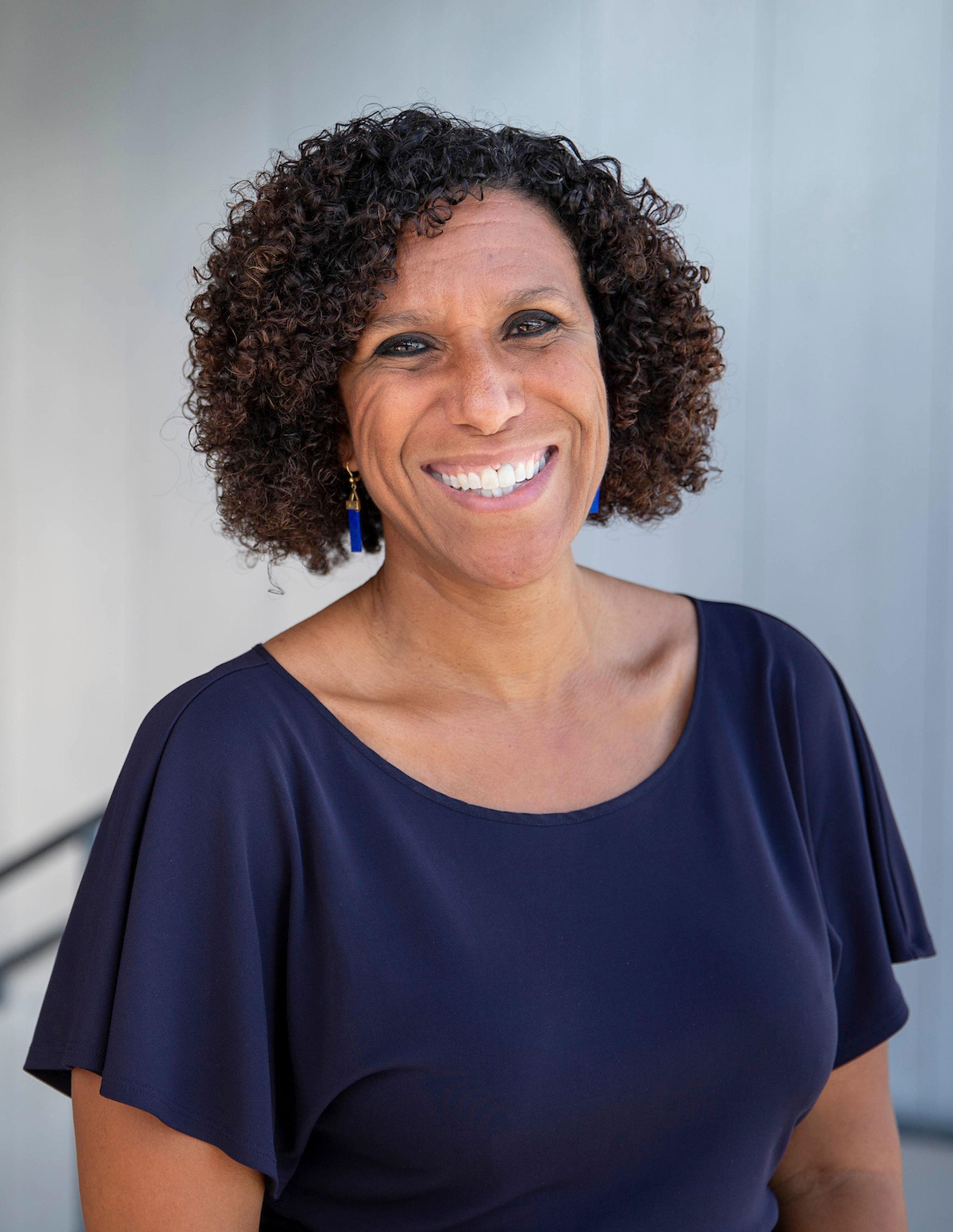 Headshot of ASU Professor Ayanna Thompson