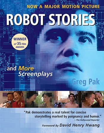 Cover of the book Robot Stories by Greg Pak