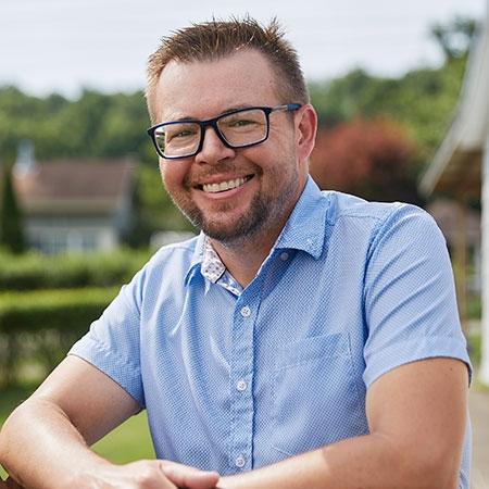 Portrait of ASU Online grad David Reed
