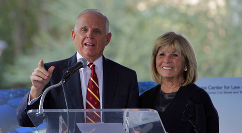 photo of asu law official groundbreaking