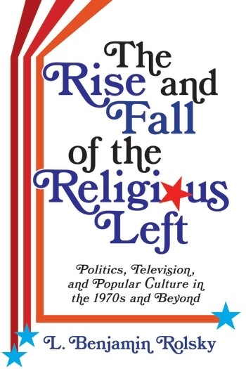 The cover of Benji's book. The title is framed with red and orange stripes and blue stars.