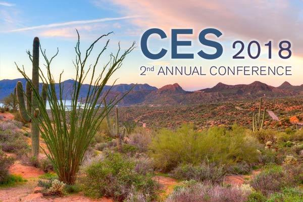 CES conference banner