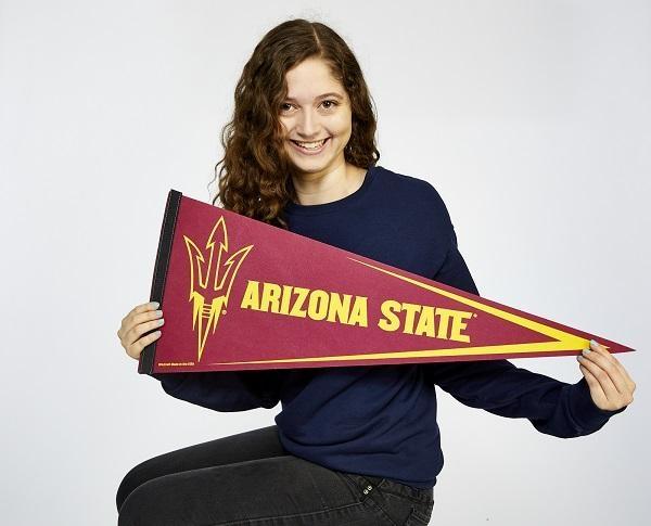 ASU Grad Chloe Breger
