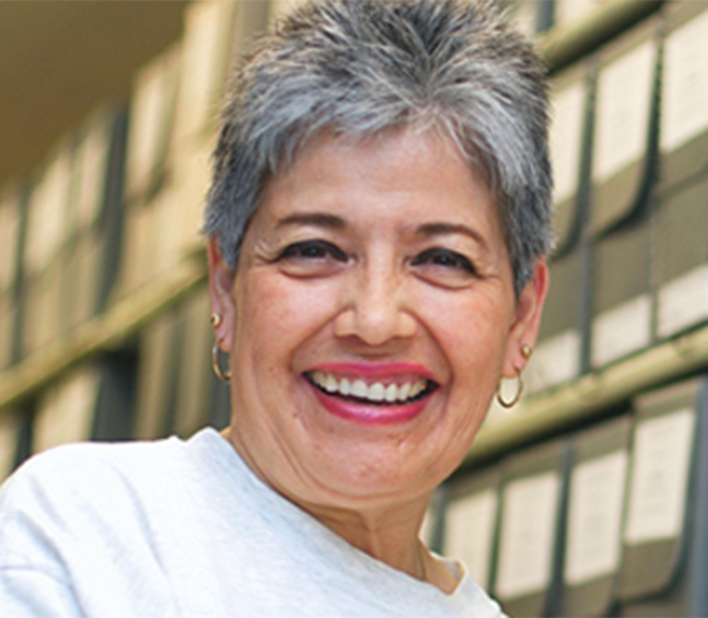 Headshot of Christine Marin
