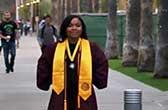 ASU grad Desiree Graham