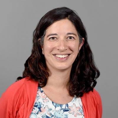 portrait of ASU Assistant Professor Emma Frow
