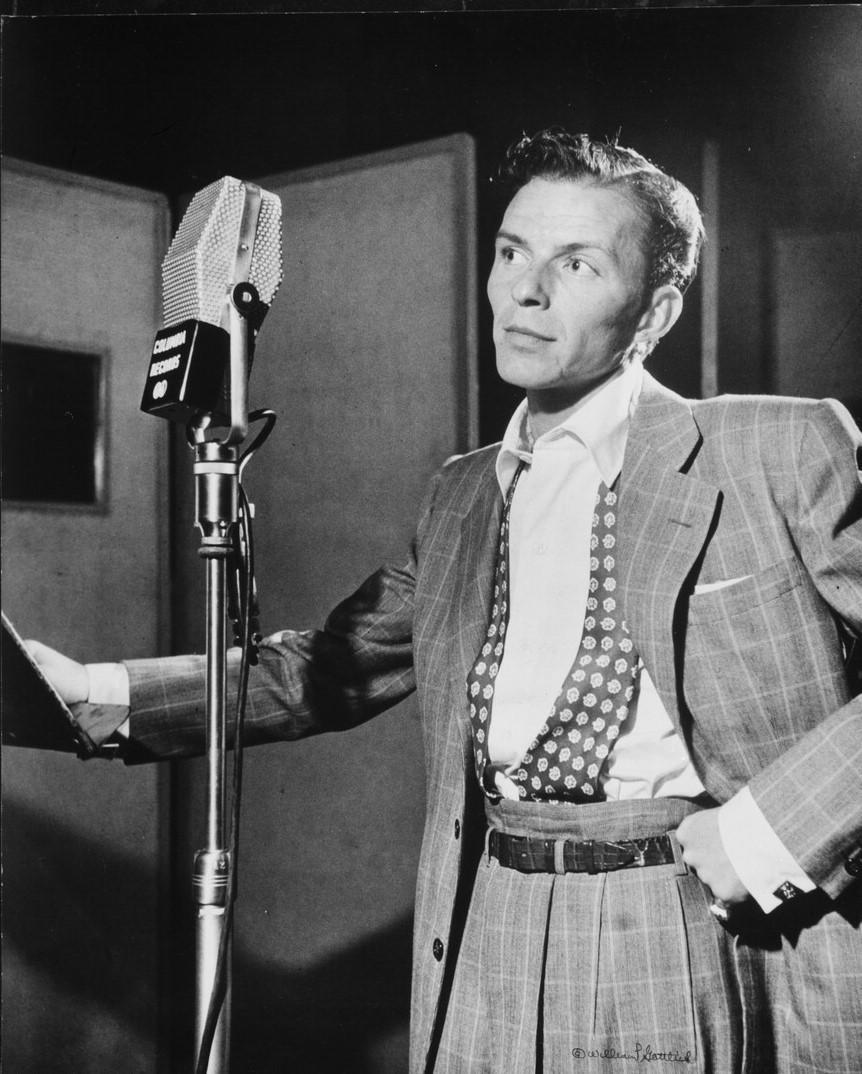 Frank Sinatra-Library of Congress