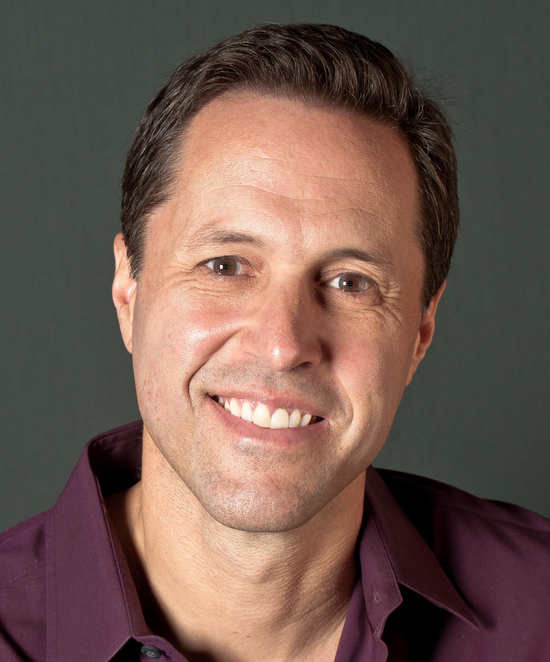 Portrait of Greg Asner