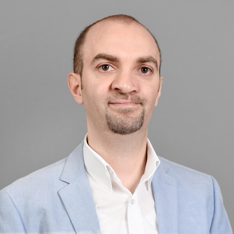 ASU Assistant Professor Heni Ben Amor