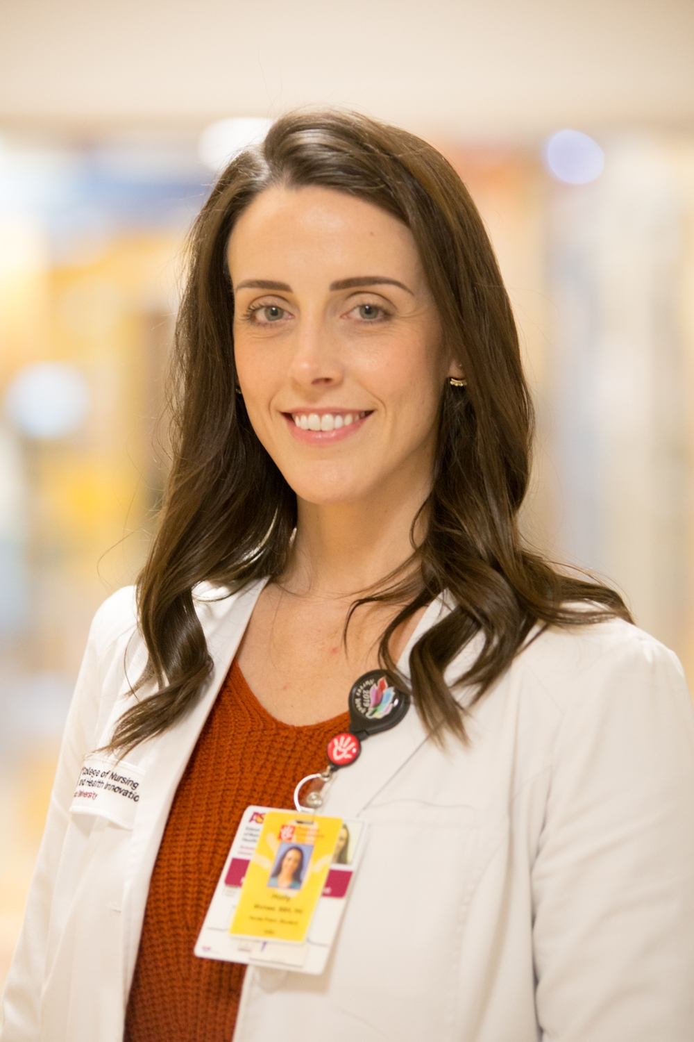 Holly Michael, Acute Care Pediatric DNP Student