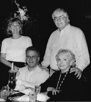 Daniel Jankowski and family