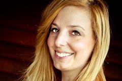 portrait of ASU grad Kerri Linden