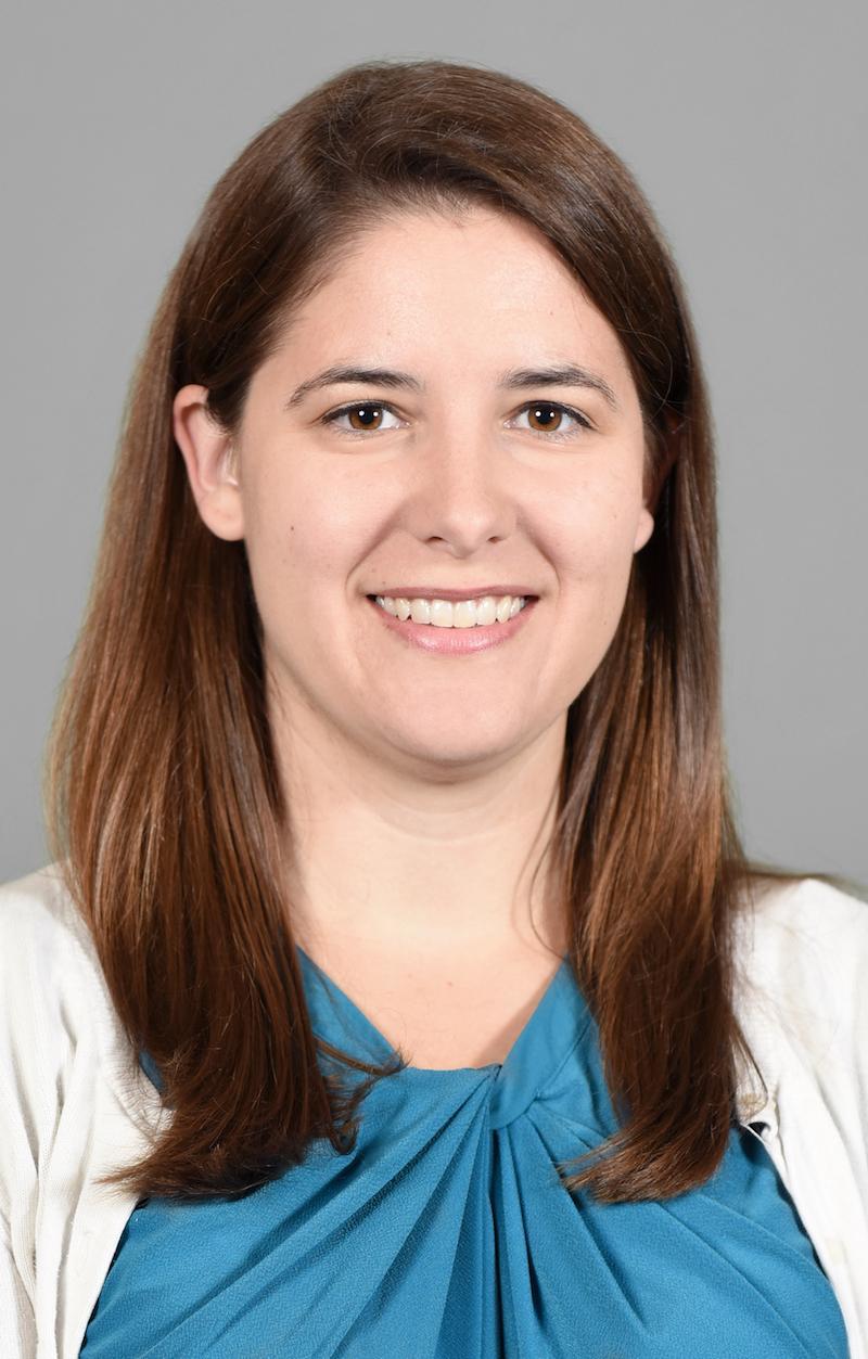 ASU Assistant Professor Kerry Hamilton