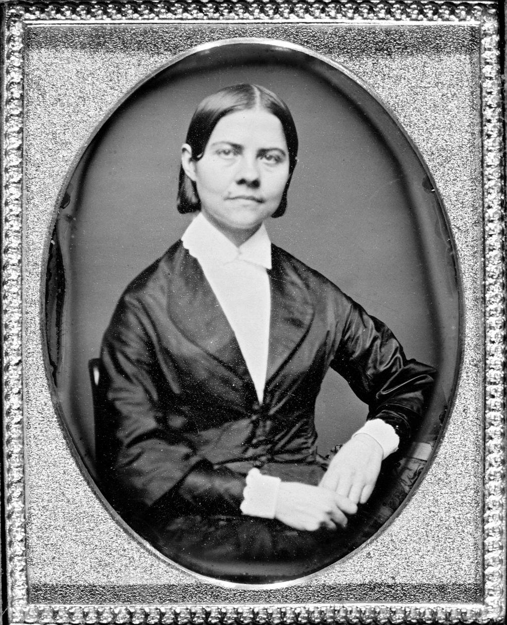 Lucy Stone - Suffragist