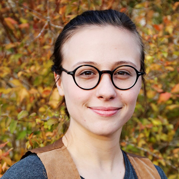 School of Geographical Sciences and Urban Planning doctoral student Madeline Kelley