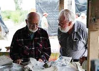 Anthropologists George Cowgill and Rene Millon