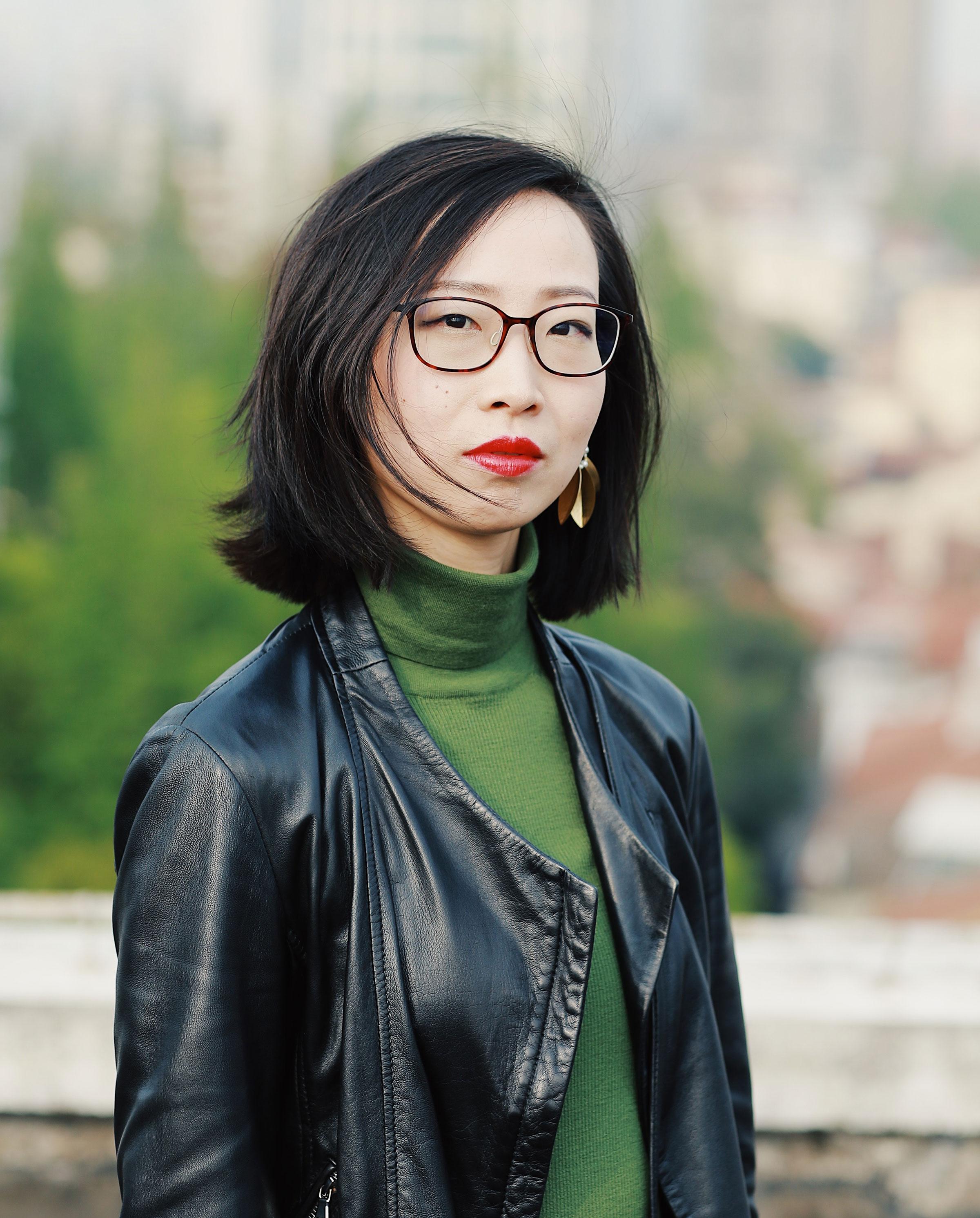 Regina Kanyu Wang headshot