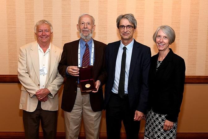 Peter Buseck, Roebling Medal