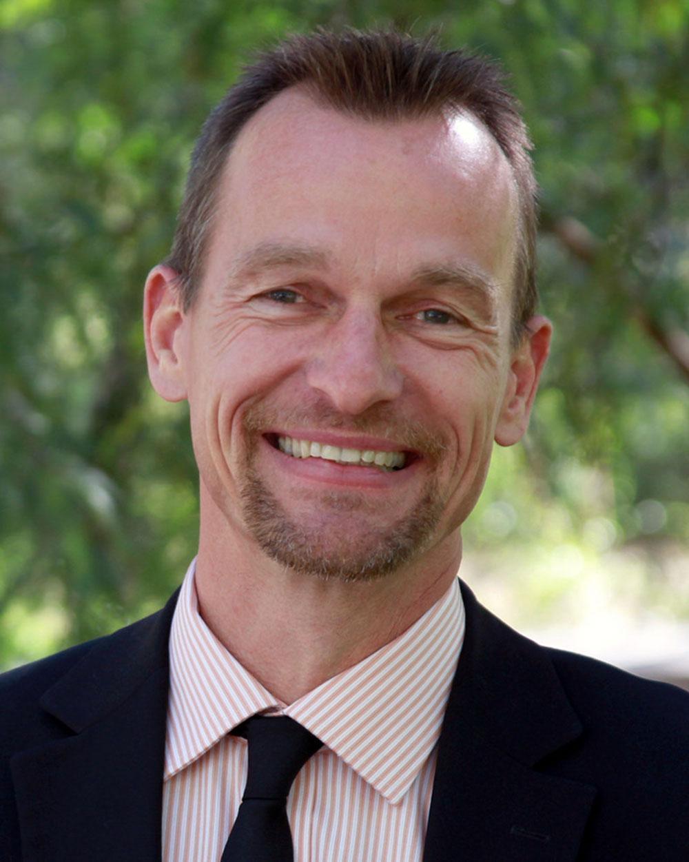 ASU Biodesign researcher Rolf Halden