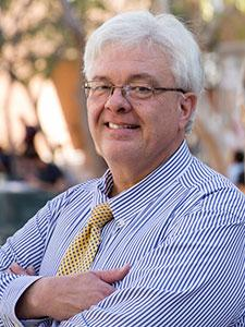 portrait of ASU professor Marc Mignolet