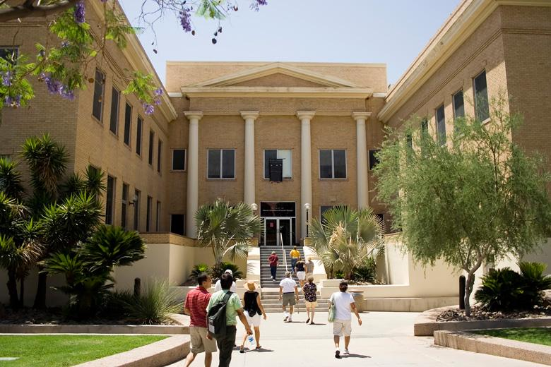 ASU's School of Human Evolution and Social Change