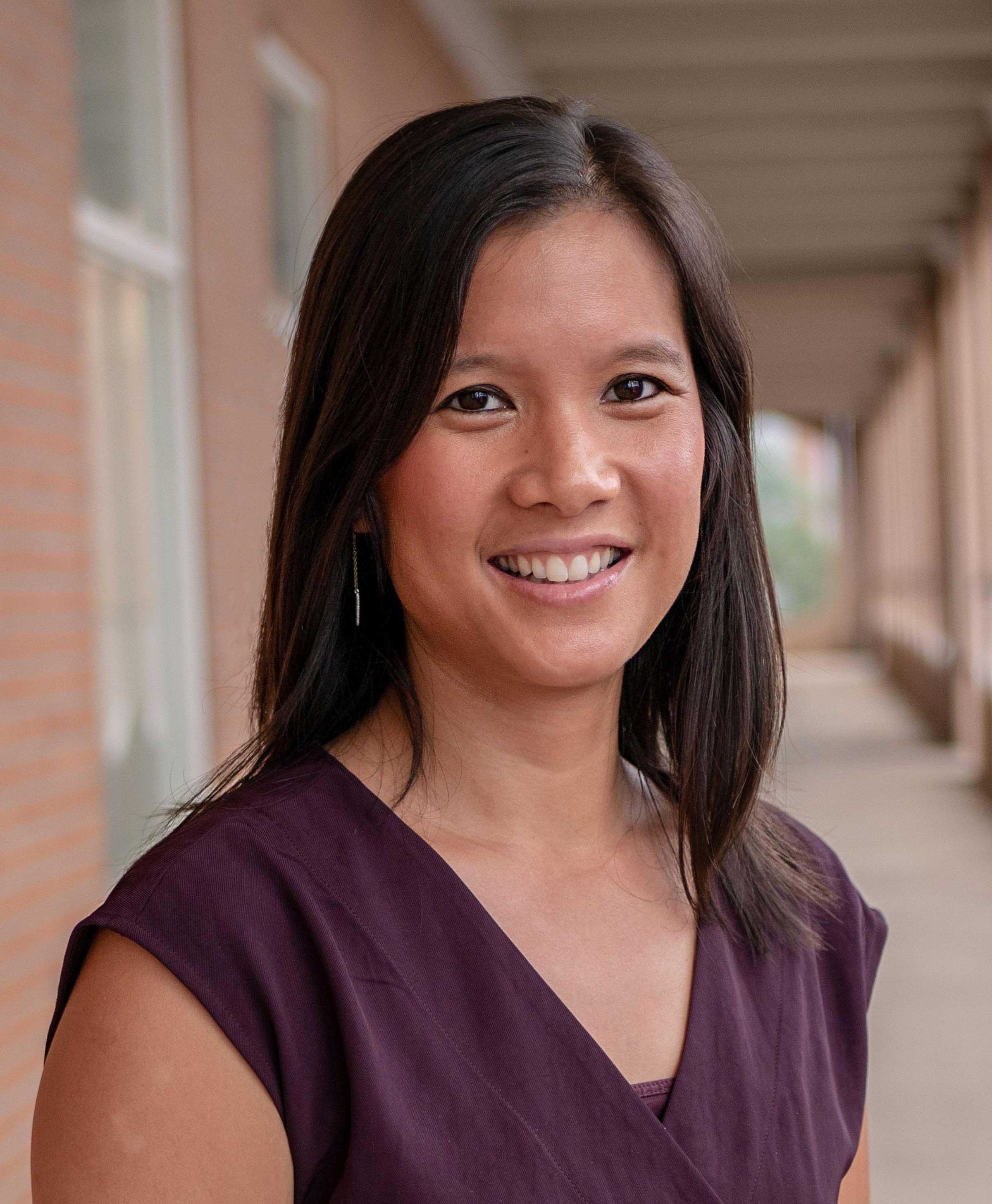 ASU Assistant Professor Thao Ha