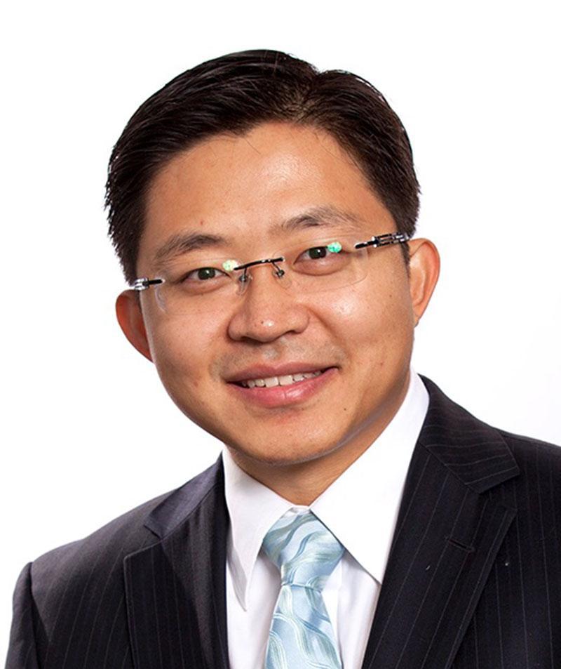 ASU professor Tony Hu