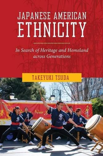 """""""Japanese American Ethnicity"""" book cover"""