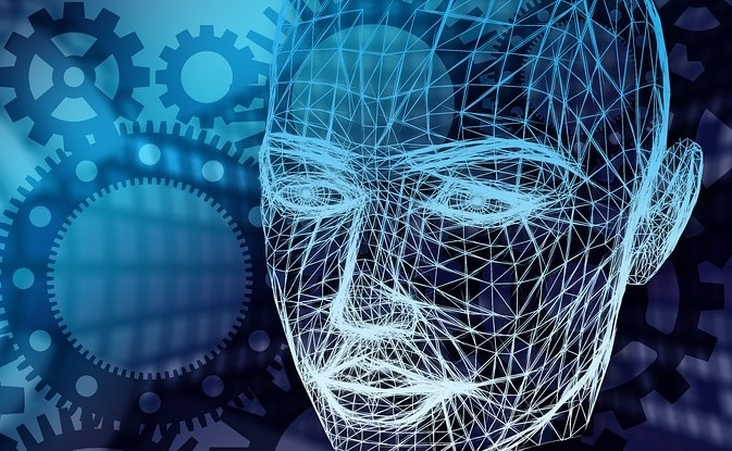 Human figure with technology image from needpix.com, illustration by Geralt on Pixabay.
