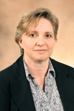 portrait of ASU professor Debra Hansen