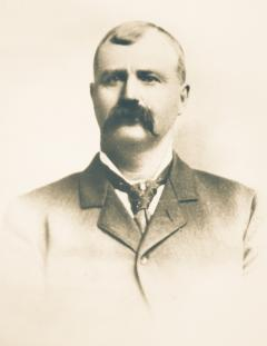 William Mulvenon, Yavapai County Sheriff, Arizona, 1887