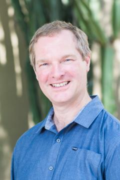 portrait of ASU professor Andrew Maynard