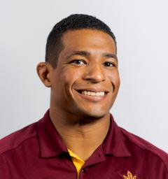 headshot of ASU alum Anthony Robles