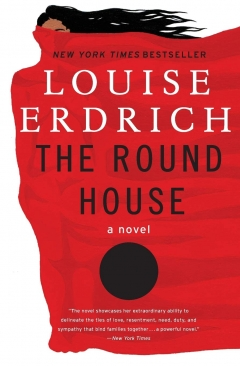 """Book cover for """"The Round House"""""""