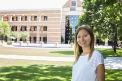 New College Outstanding Graduate Sarah Malik