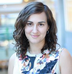 ASU researcher Athena Aktipis