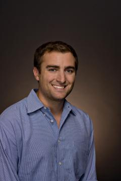 photo of anthropology PhD candidate Ryan Bleam