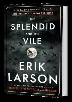 Erik Larson Book