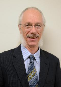 Dan Buttry, director of School of Molecular Sciences