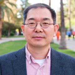 Materials Chemist Dong-Kyun Seo at Arizona State University.