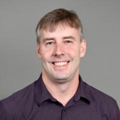 Eric Legg, assistant professor, sports, recreation, School of Community Resources and Development