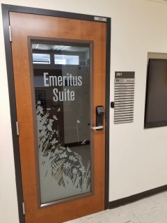 Life Sciences Emeritus Suite