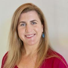 headshot of ASU Associate Professor of film and media studies