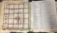A picture of the Teotihuacan Mapping Project, a huge collection of maps of Teotihuacan and the structures