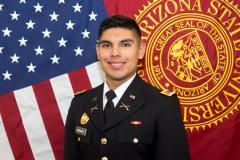 ASU graduate Isaac Hernandez