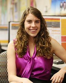 portrait of ASU student Jessica Hocken