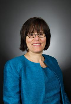 portrait of ASU professor Lina Karam